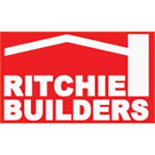 Website design and hosting for Ritchie Builders
